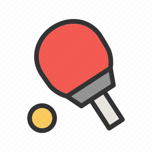 Activity, ball, match, player, racket, sport, tennis icon - Download on Iconfinder