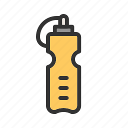 beverage, bottle, bottled, container, drink, mineral, water icon