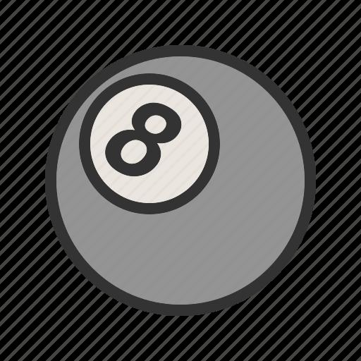 Activity, balls, billiard, game, pool, snooker, stick icon - Download on Iconfinder