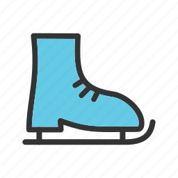 ice, people, skate, skates, skating, sport, winter icon