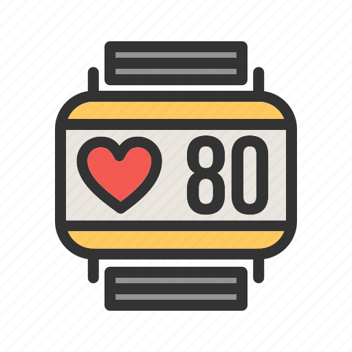 Cardiology, health, heart, heartbeat, line, monitor, rate icon - Download on Iconfinder