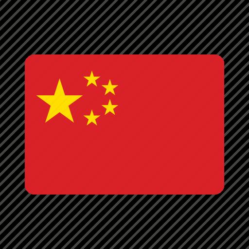 china, flag icon
