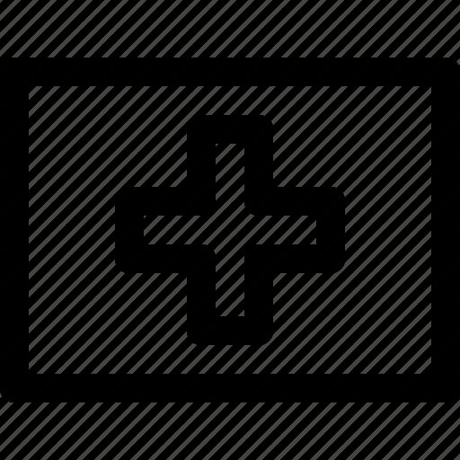 flag, location, sign, switzerland icon