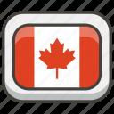 1f1e8, canada, flag icon