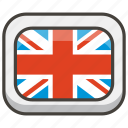 flag, kingdom, united