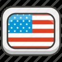 flag, states, united