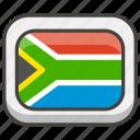 1f1ff, africa, flag, south icon