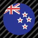 new, zealand, flag