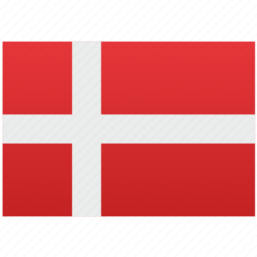 denmark, flag icon