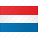flag, holland icon