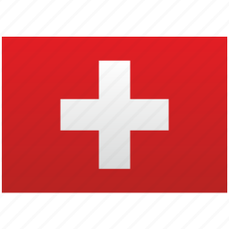 flag, swiss icon