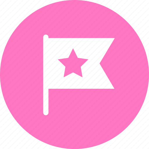 favorite, favorites, flag, important icon