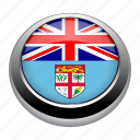 country, fiji, flag, flags, nation, national icon