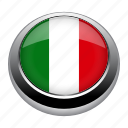 country, flag, flags, italy, national, world icon