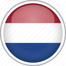 caribbean netherlands, circle, country, flag, national icon