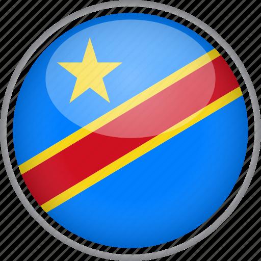 democratic republic of the congo icon