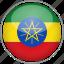 circle, country, ethiopia, flag, national icon