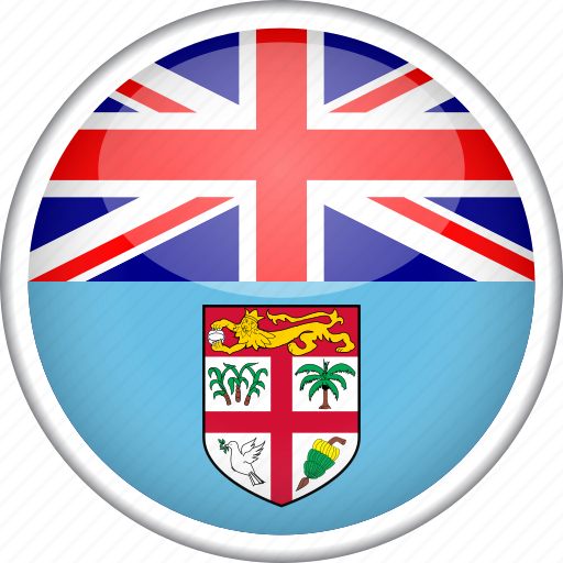 circle, country, fiji, flag, national icon