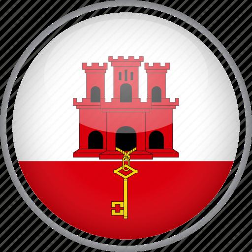 Slikovni rezultat za flag circle gibraltar