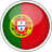circle, country, flag, national, portugal icon