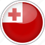circle, country, flag, national, tonga icon