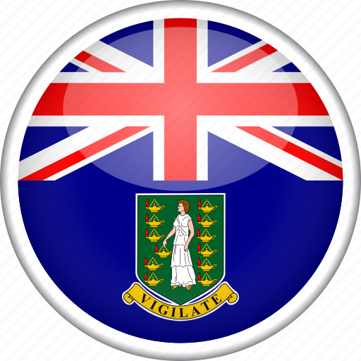 british virgin, circle, country, flag, national icon