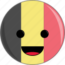awesome, belgium, country, cute, face, flags
