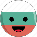 awesome, bulgaria, country, cute, face, flags