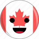 canada, cute, country, awesome, face, flags, cold