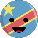cute, country, awesome, face, congo, flags