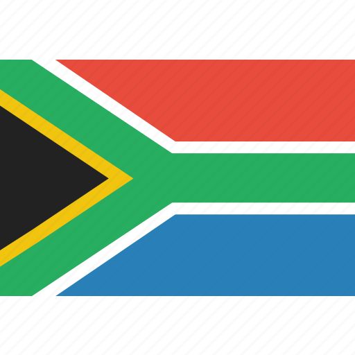 Africa, african, country, flag, national, south icon - Download on Iconfinder