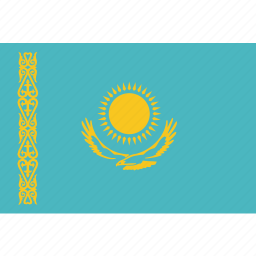 Country, flag, kazakhstan, national icon - Download on Iconfinder