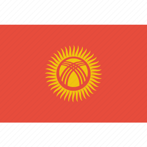 Country, flag, kyrgyzstan, national icon - Download on Iconfinder