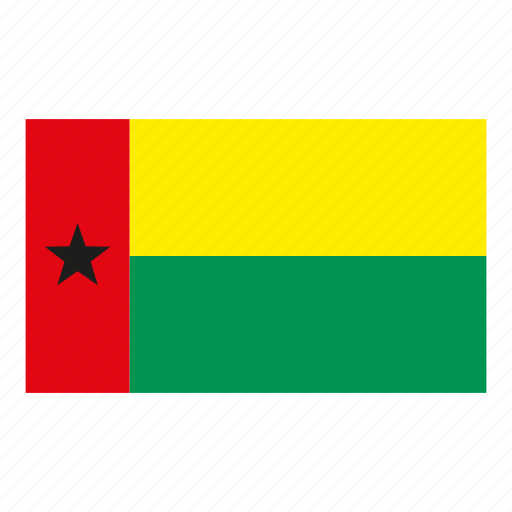 flag, flags of the world, guinea, world flags icon