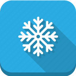blue, cold, frost, frozen, ice, snow, snowflake icon