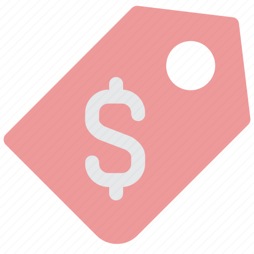 cost, dollar, label, price, price tag, shopping, tag icon