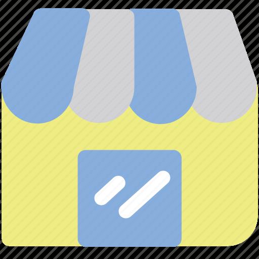 market, marketplace, shop, shopping, store, webshop icon