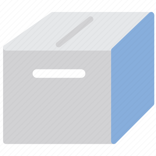 box, closed, delivery, package icon