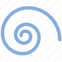 hipnosys, hypnosis, paper, spiral, ui, write, writing icon