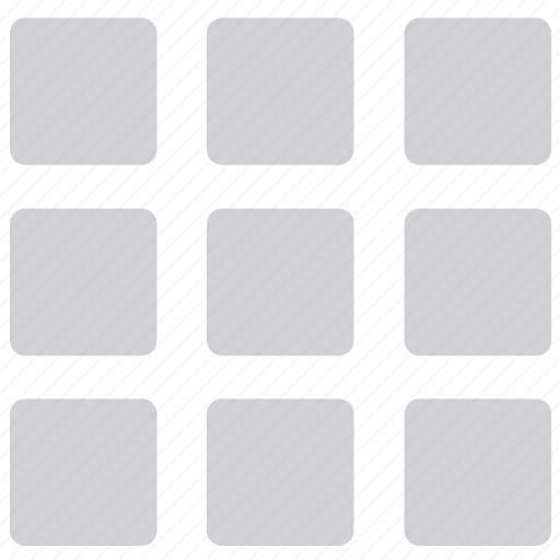 grid, layout, ui, view icon