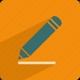 document, draw, pen, pencil, write icon
