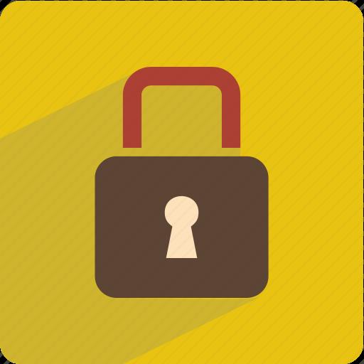 lock, locked, open, password, private icon