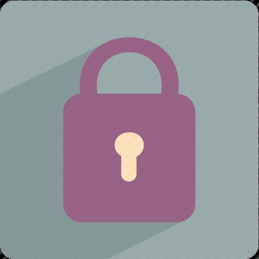 lock, locked, password, safe icon