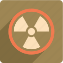 protect, protection, radiation, safety icon