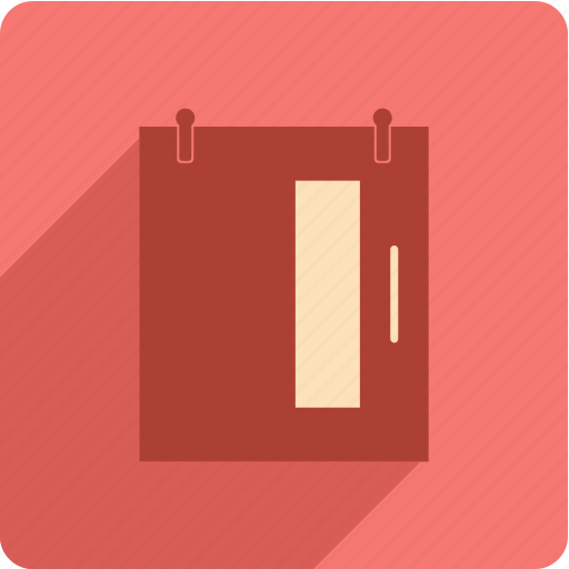 door, lock, locked, protection icon
