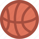 academy, ball, basketball, game, play, school, sports, university icon