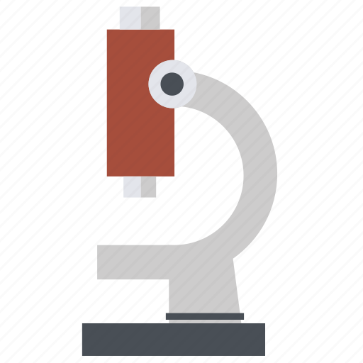 academic, academy, microscope, school, science, tool, university icon
