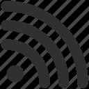 technology, wifi, wireless icon
