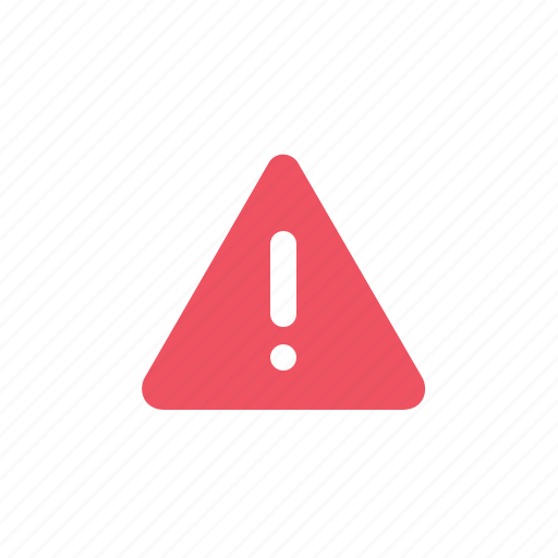 Alert, attention, caution, danger, exclamation icon - Download on Iconfinder
