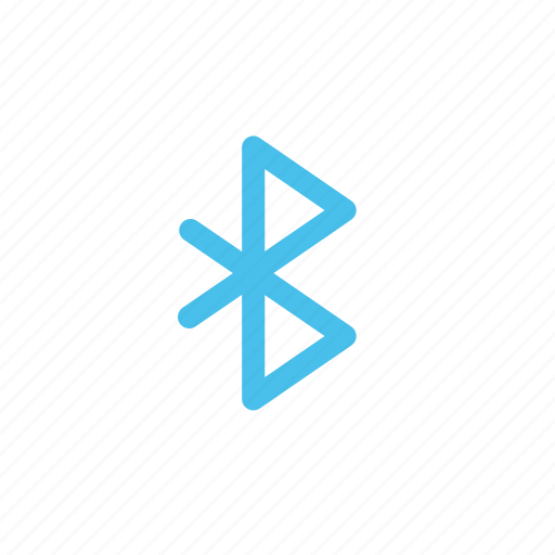bluetooth, connect, technology, web icon